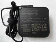 65W AC Adapter Power Charger for Asus PA-1650-78 ADP-65GD B 19V 3.42A